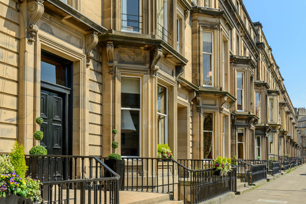 Edinburgh sash and case window repairs